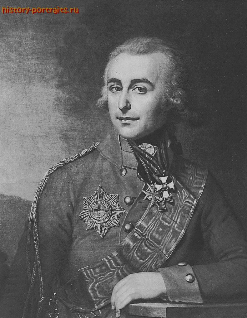 Граф Петр Александрович Толстой