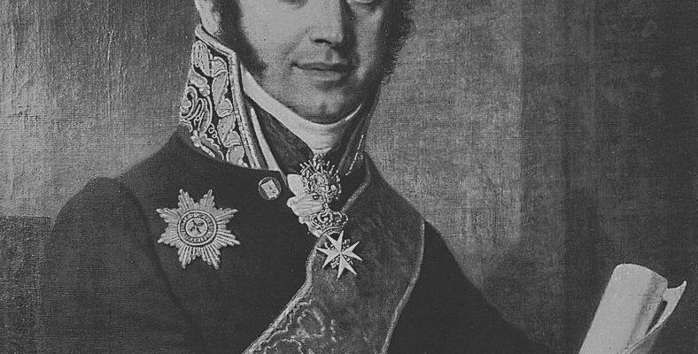 Князь Алексей Алексеевич Долгорукий