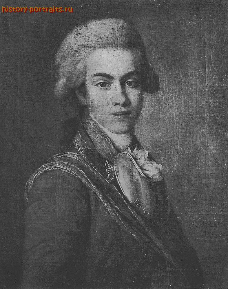 Князь Иван Михайлович Долгорукий