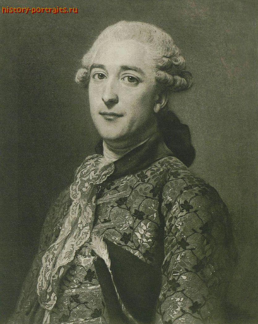 Князь Владимир Борисович Голицын