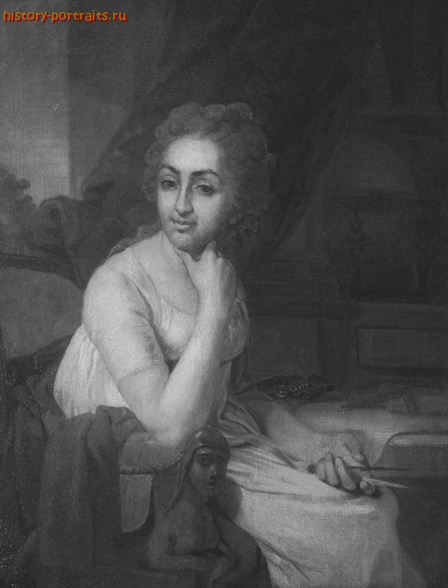 Княжна Екатерина Гавриловна Гагарина