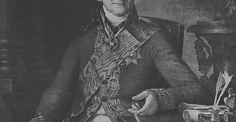 Павел Степанович Рунич