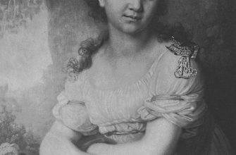 Графиня Мария Алексеевна Орлова-Денисова