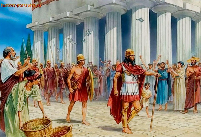 какими были спартанцы