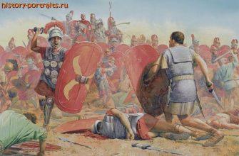 История и причины восстания Спартака