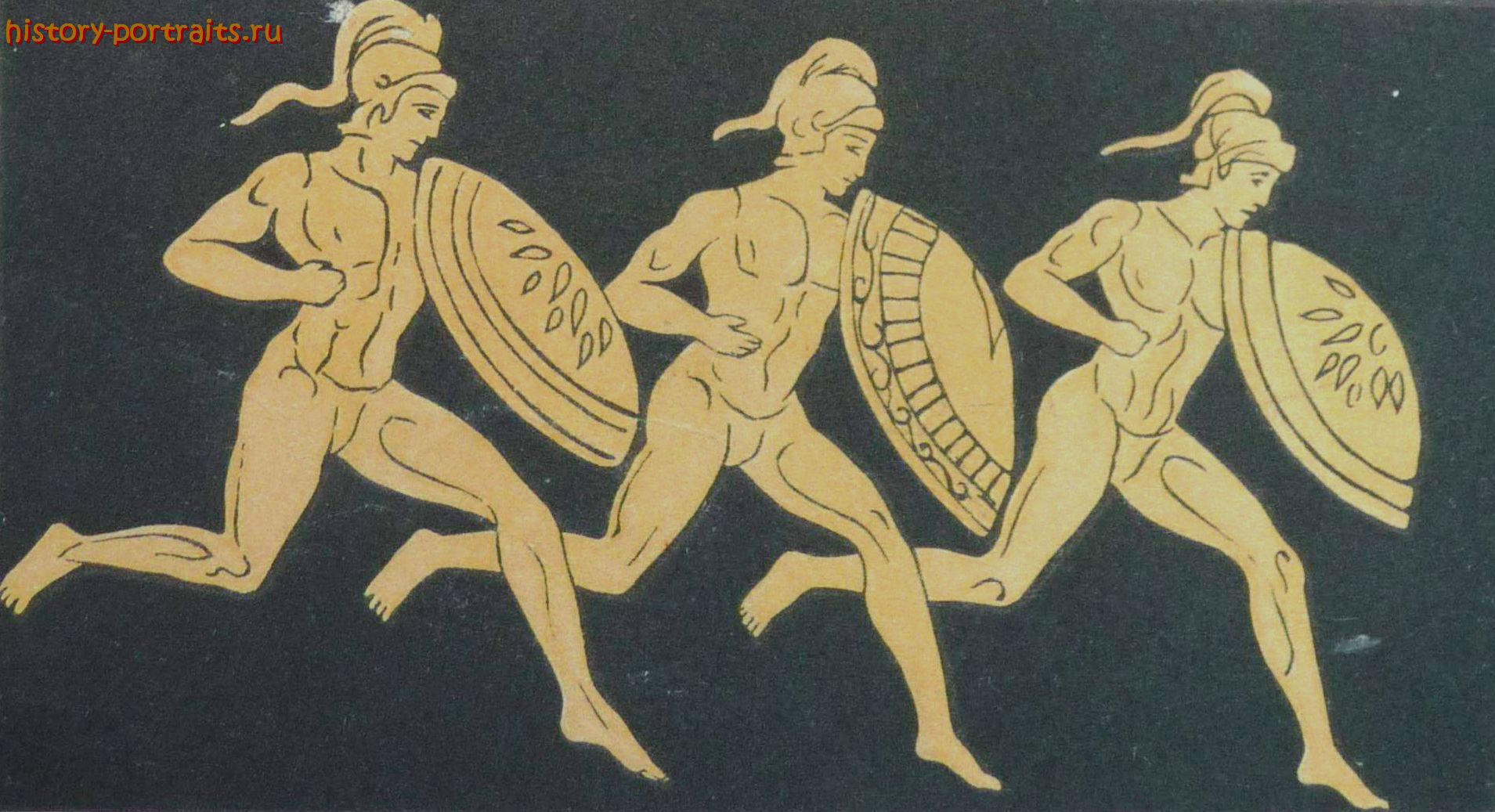 Спартанское воспитание в Древней Греции
