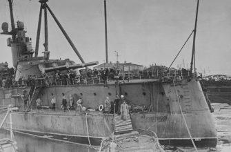 Восстание моряков Кронштадта в 1921 году